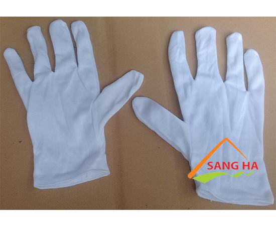 găng tay vải pc