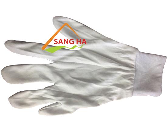 găng tay vải t8 poly