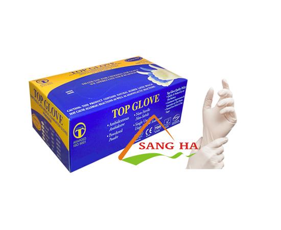 Găng tay y tế Top Glove Nitrile 9