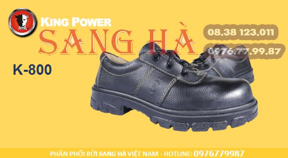 GIÀY BẢO HỘ LAO ĐỘNG KING POWER – SINGAPORE K-800