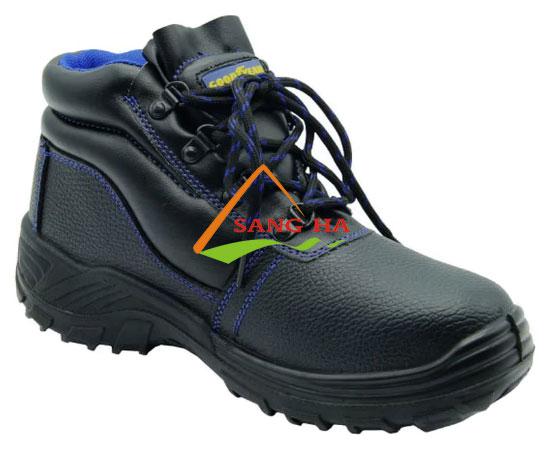 Giày an toàn màu đen GoodYear - GY-023