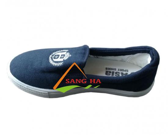 giày asia không buộc dây