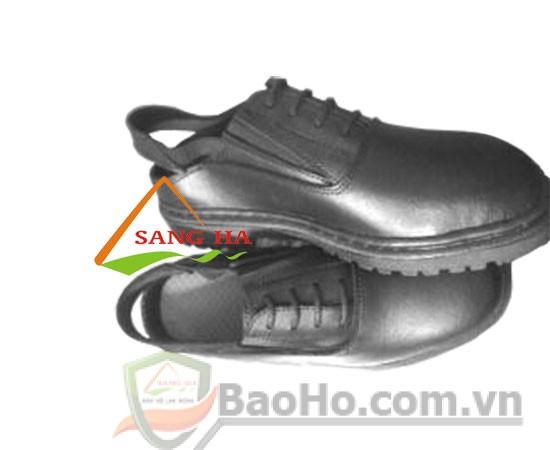 Giày bảo hộ VIGI thấp cổ có quai hậu