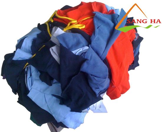 Giẻ lau công nghiệp vải Cotton VC202