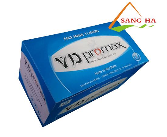 Khẩu trang y tế VD Promax 3 lớp