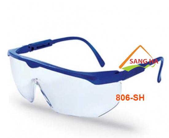 kính trong gọng xanh 806