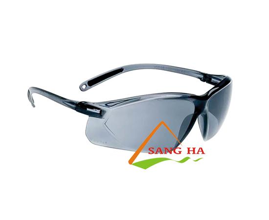 Kính bảo hộ mắt Honeywell A700 đen