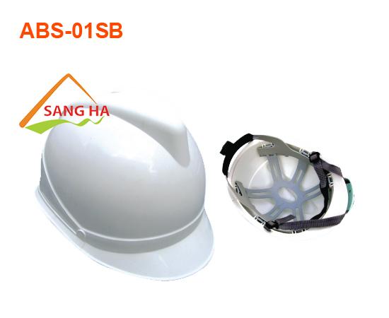 Nón bảo hộ nhựa khóa vặn - N.001SB