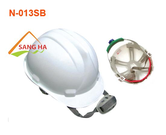 Nón bảo hộ nhựa - N.013SB