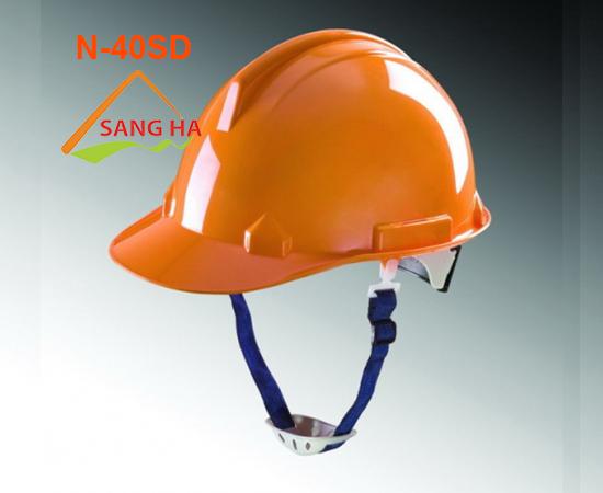 Nón bảo hộ xây dựng - N.40SD
