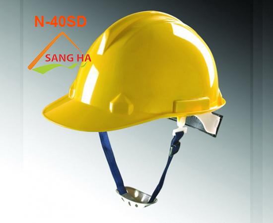 Mũ bảo hộ xây dựng - N.40SD