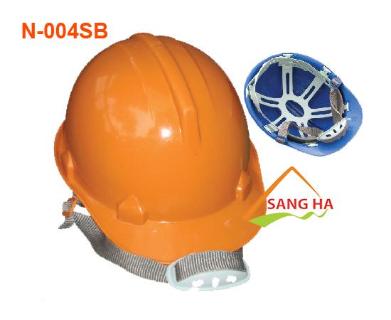 Nón bảo hộ nhựa - N.004SB