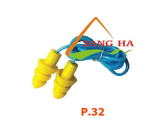 Nút tai chống ồn 3 tầng – P.32