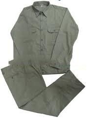 Quần áo công nhân vải hàn quốc