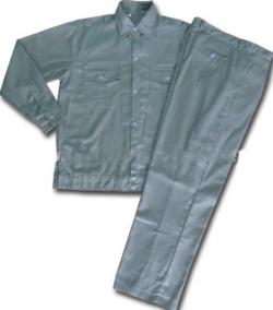 Quần áo bảo hộ vải Kaki Nam Định