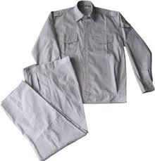 Quần áo công nhân bảo hộ vải Kaki hàn quốc