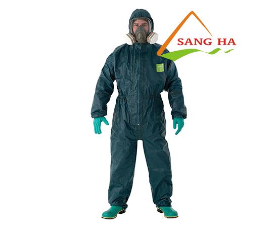 Quần áo chống hóa chất Microchem 4000