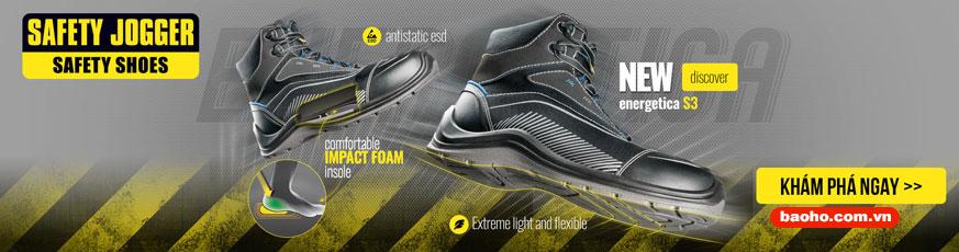 Giày bảo hộ lao động Jogger chính hãng - giá rẻ nhất tại TPHCM