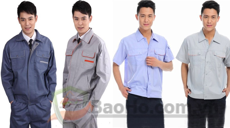Quần áo bảo hộ lao động công nhân