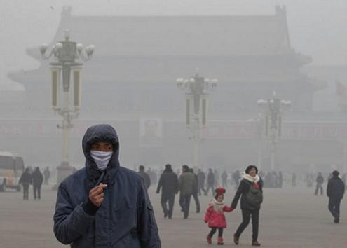 ô nhiễm xung quanh