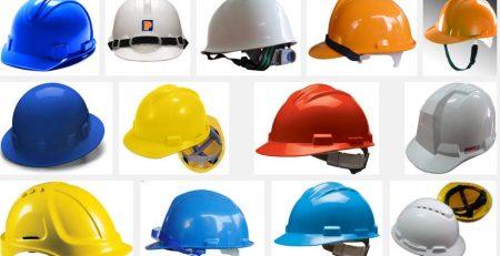Mũ bảo hộ công nhân