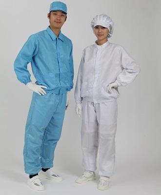 Bộ quần áo phòng sạch rời quần