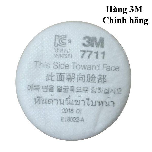 Tấm lọc bụi 3M 7711