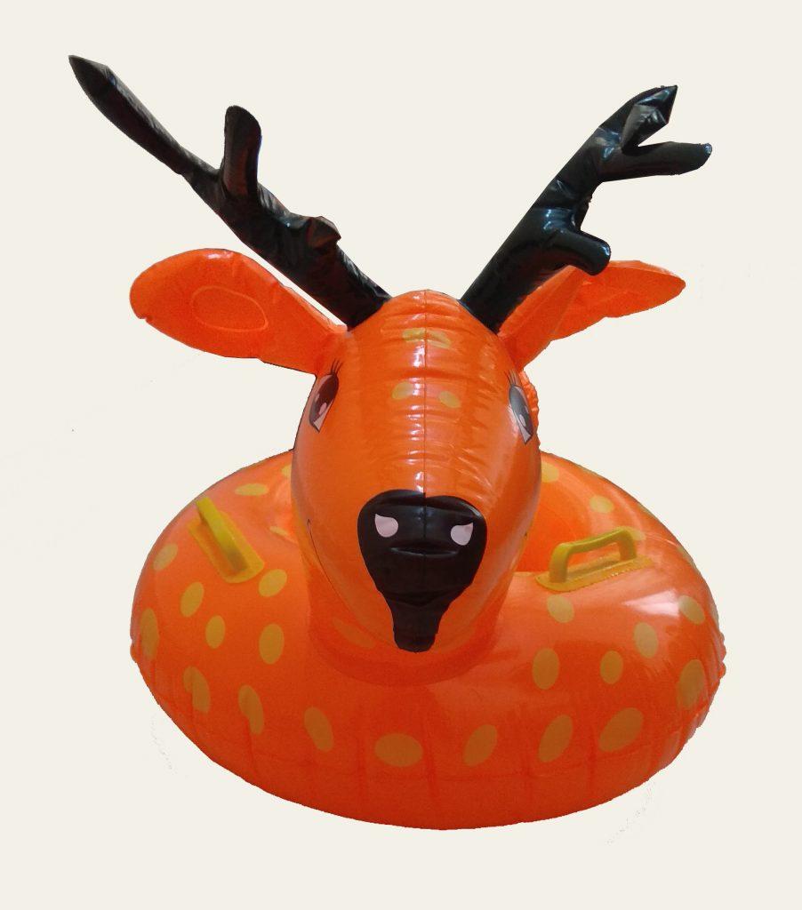 Phao bơi hình hươu