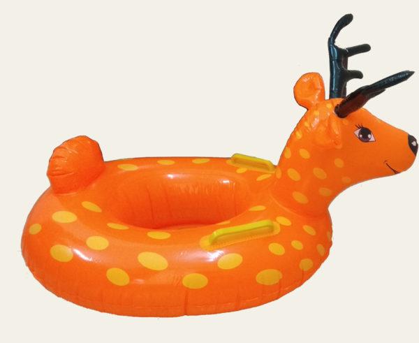 Phao bơi hình thú con hươu