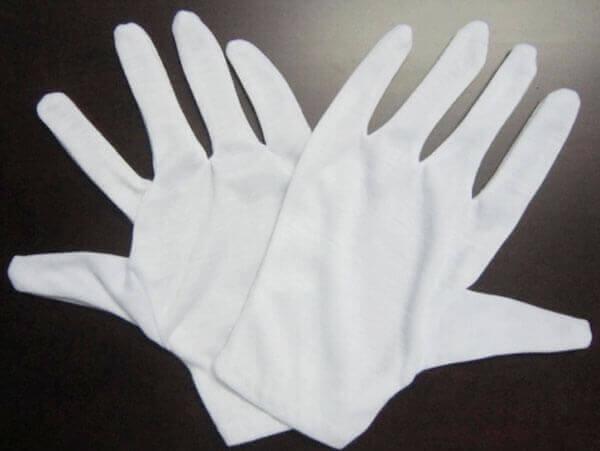 Găng tay vải catton