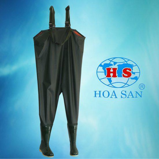 Ủng Yếm Bộ Đội HS-01