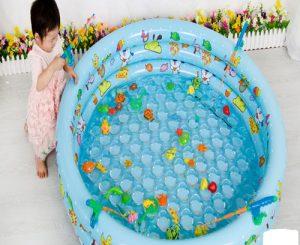 Bể bơi tròn 3T 1,5M