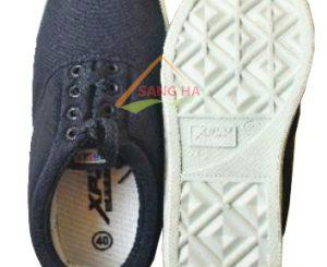 Giày bata vải XP có dây cột