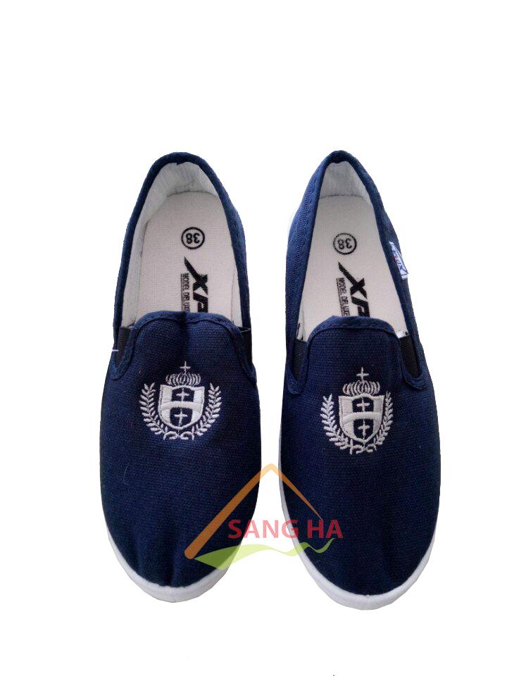 Giày vải XP xỏ không dây Nam/Nữ