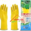 găng tay cao su nam long size 9